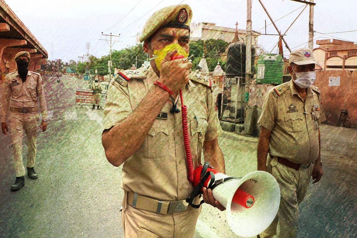 COVID-19: Cop Dies in MP, CM Announces Rs 50 Lakh Compensation