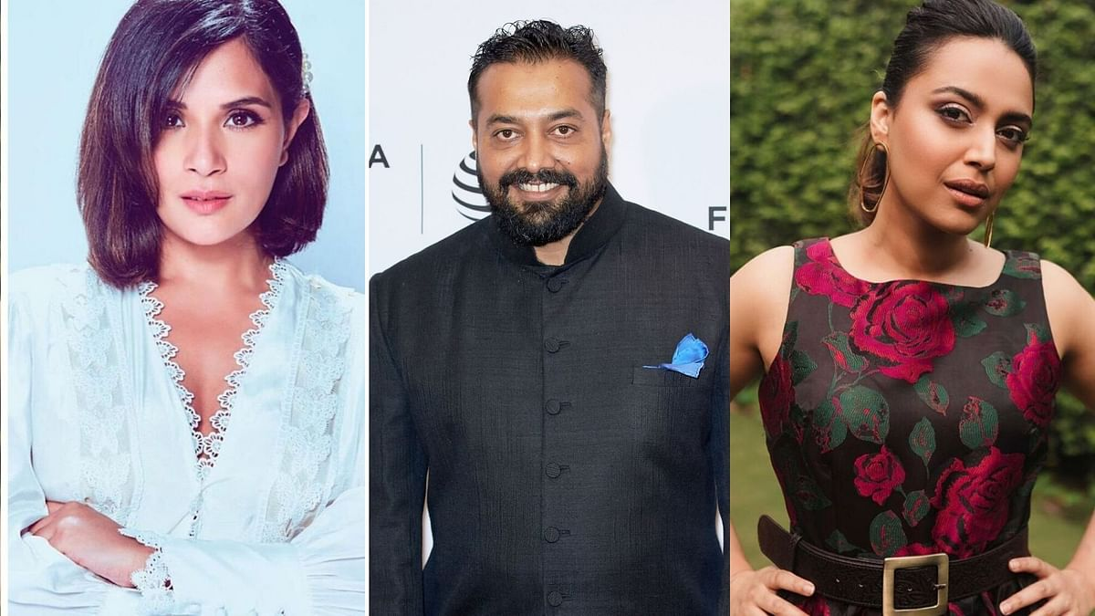 Richa, Swara, Anurag Kashyap Support '#DocsNeedGear' on Twitter