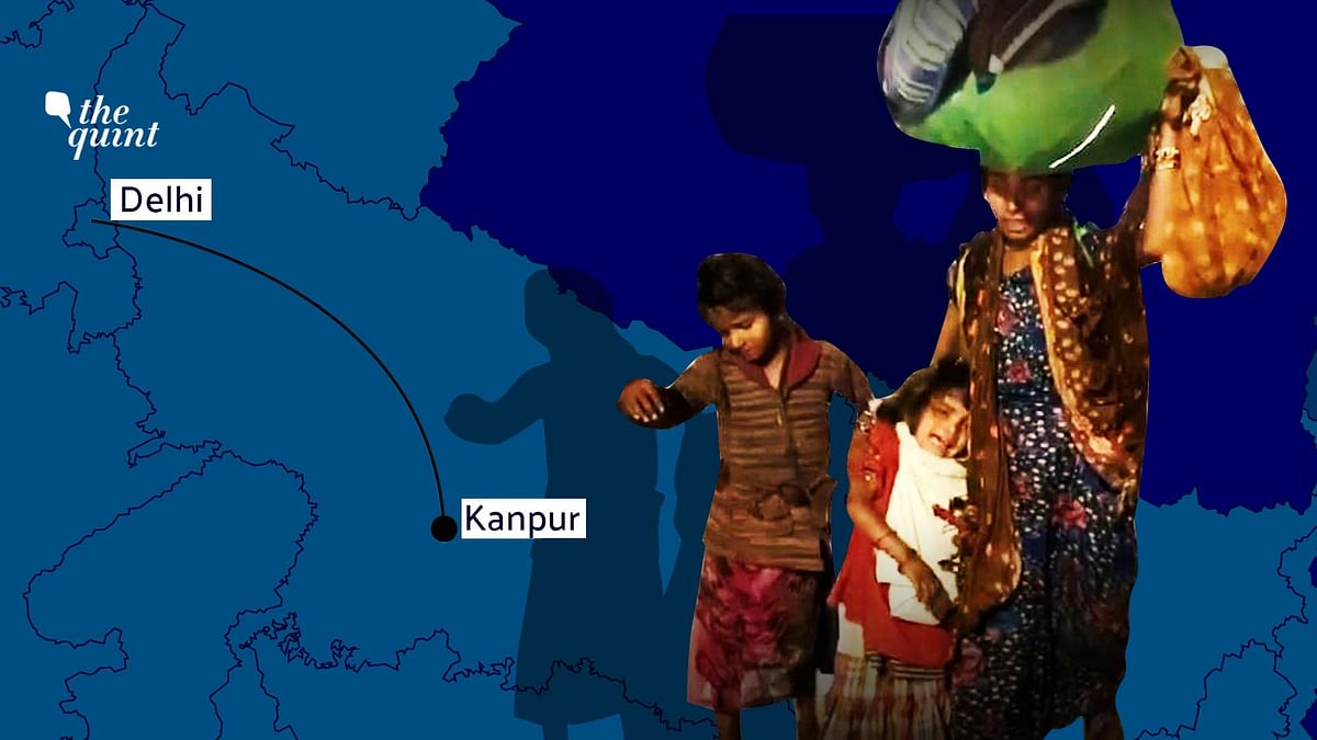 Lockdown Diary: Can Priya & Her Daughters Walk 475 km to Kanpur?