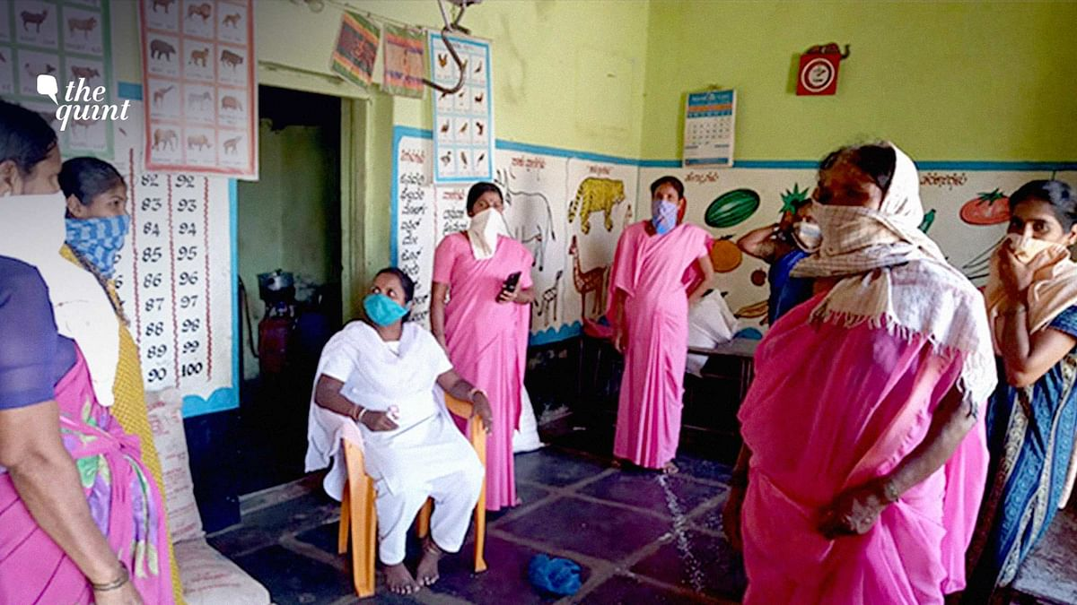 9 Lakh ASHA Women Fight COVID-19, With Just Dupattas as Protection