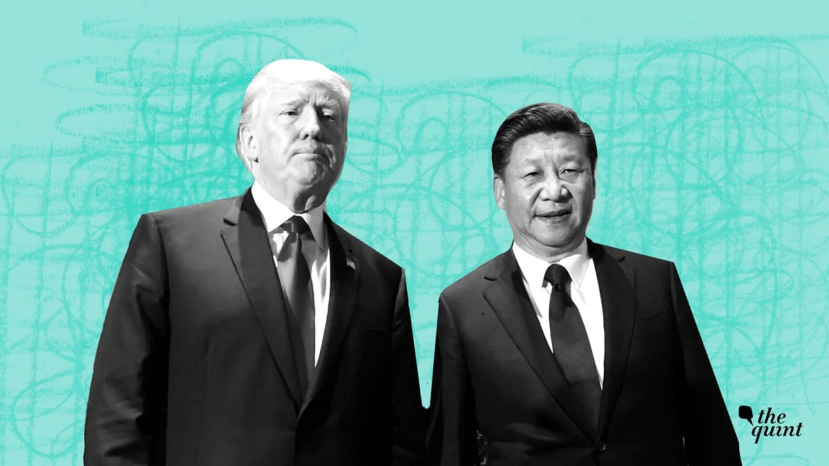 (From left to right) US President Donald Trump and Chinese President Xi Jinping. Image used for representation.