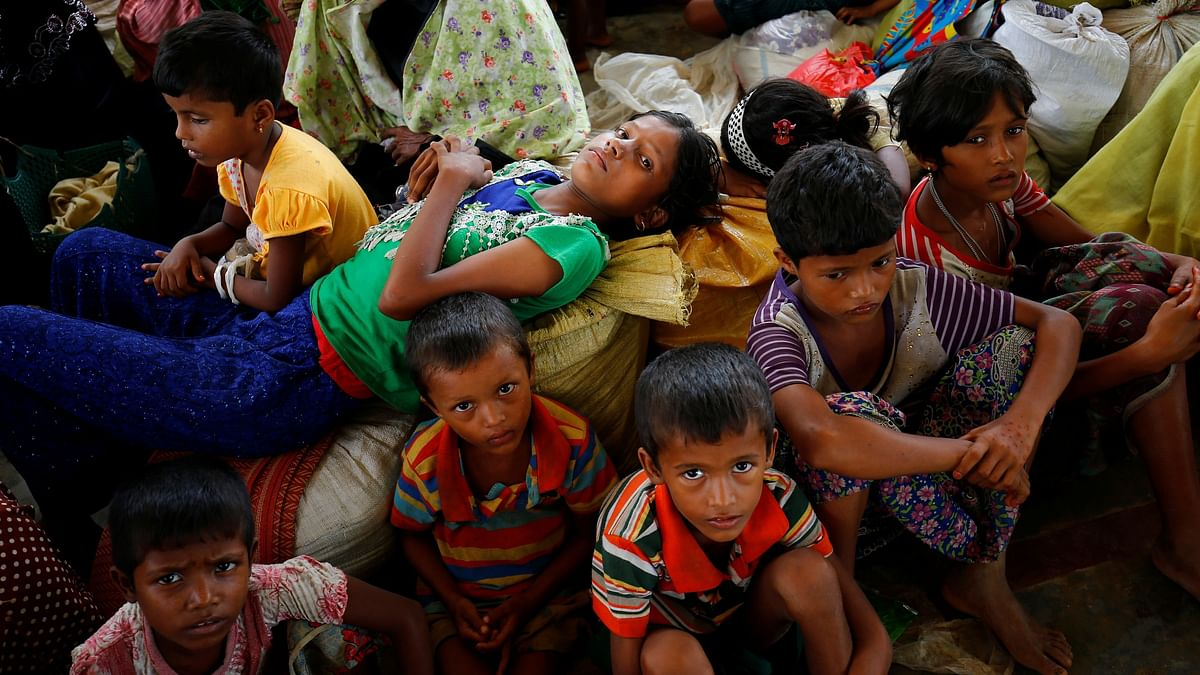 Two Dozen Rohingya Die on Drifting Boat, 382 Rescued: Report
