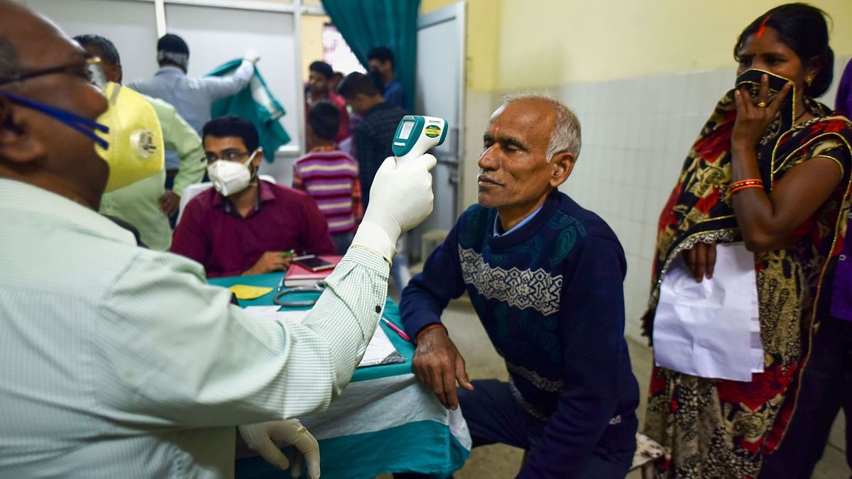 COVID-19 India: Death Toll Rises to 114, Number of Cases 4,421