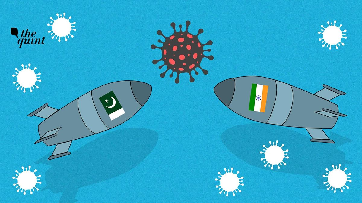 Pakistan's irrational animosity towards India stops it from recognising real dangers of coronavirus pandemic.