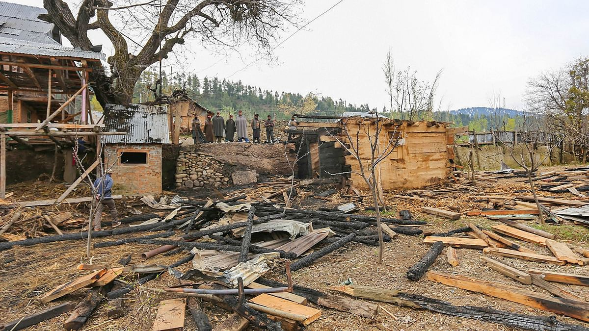 India Issues Demarche to Pakistan Over Civilian Deaths in J&K
