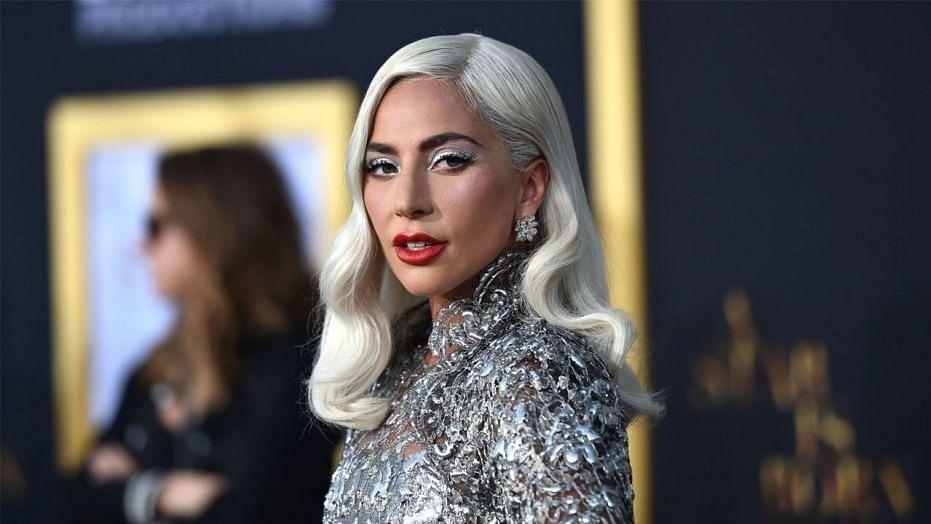 Singer and musician Lady Gaga.