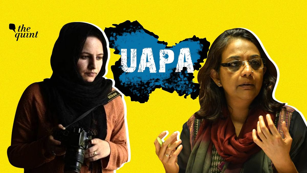 'J&K Women Will Fear Joining Media': Editor on UAPA Against Masrat
