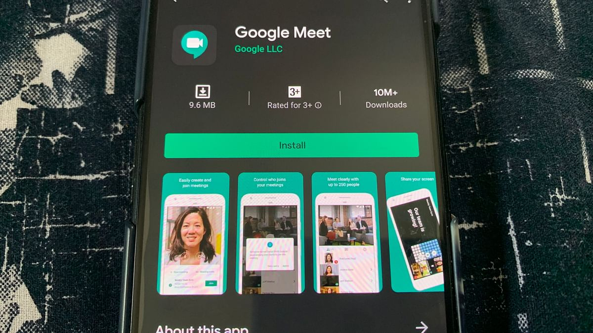 Google Meet is now available for all users as a free service.