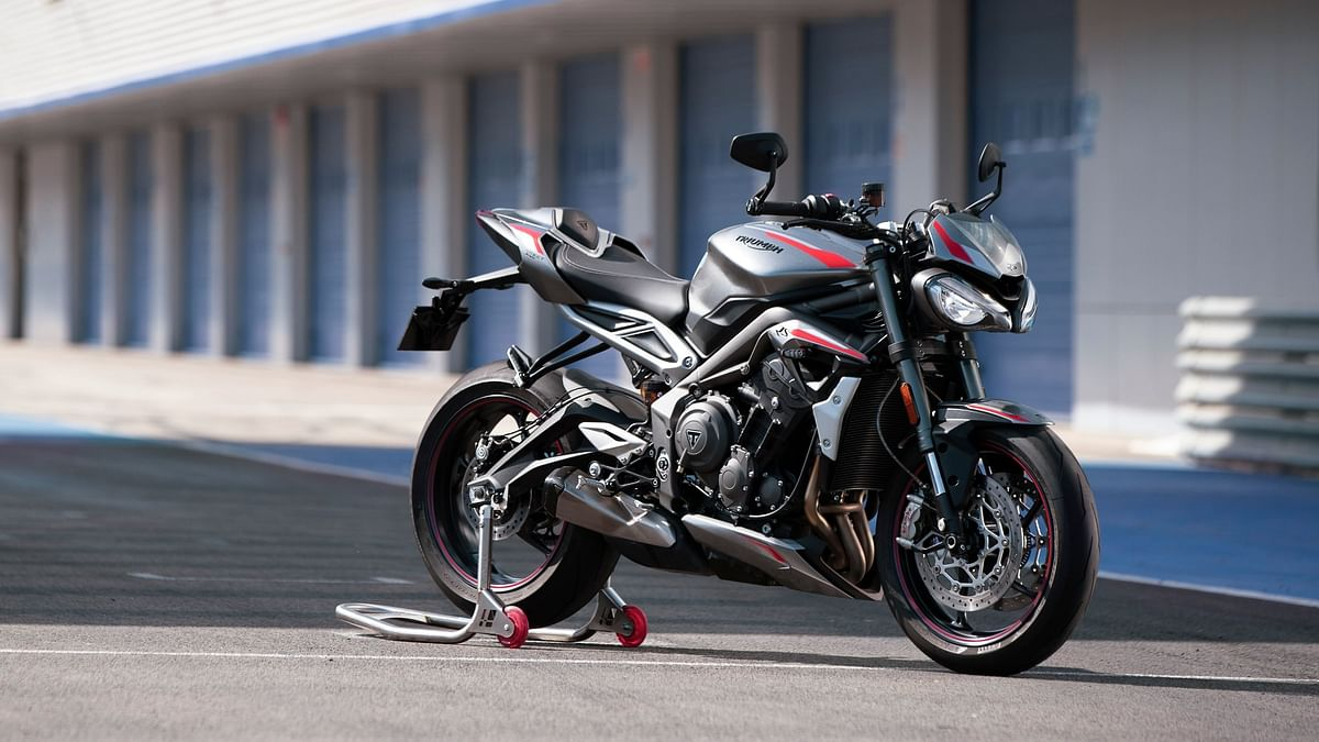 The 2020 Triumph Street Triple RS is priced at Rs 11.13 lakh ex-showroom.