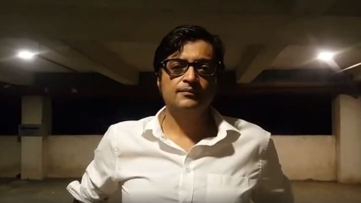 Arnab Bail Plea to be Heard by Alibaug Sessions Court on Thursday