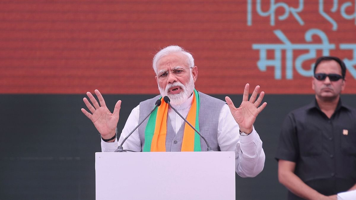 'India's Efforts to Combat COVID-19 Have Set an Example': PM Modi