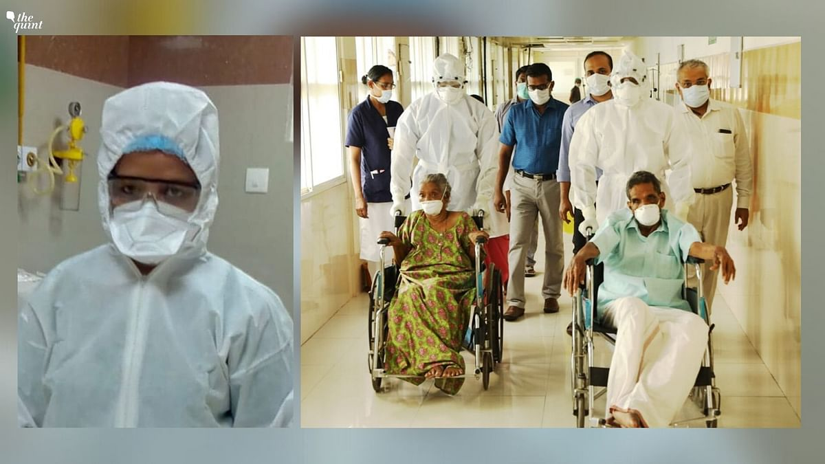 'I'll Be Back Soon': Kerala Nurse Who Recovered From COVID-19
