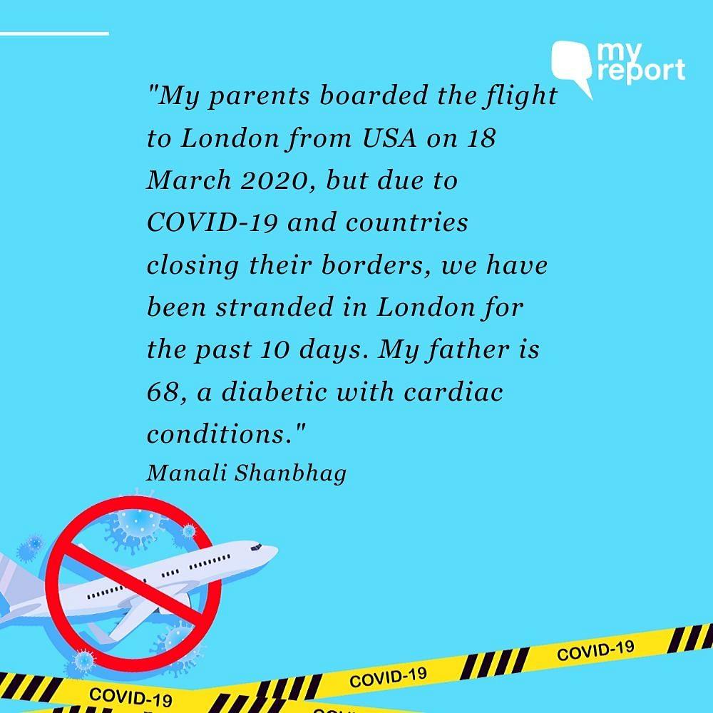 Coronavirus Lockdown: Indians Stranded in UK Wish to Return Home