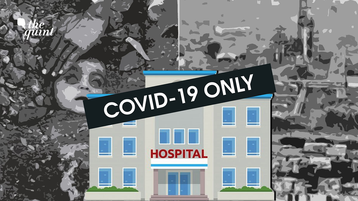 The Bhopal Memorial Hospital and Research Centre, which was set up to care for victims of the tragedy, has been reserved for COVID-19 treatment and isolation.