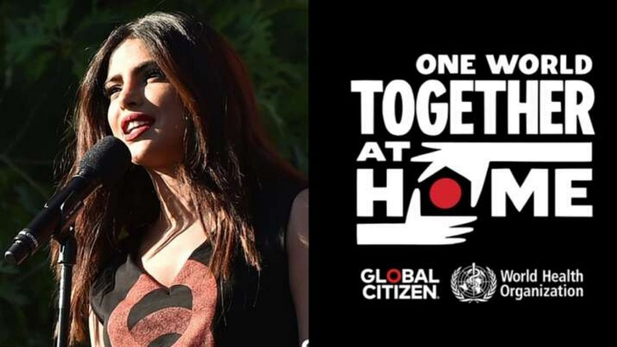 PeeCee Shares Important Message For 'One World: Together at Home'