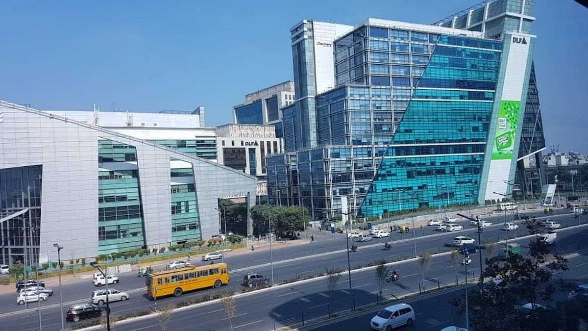 Gurgaon is home to many BPOs, MNCs and technology giants, including Infosys, Genpact, Google and Microsoft.