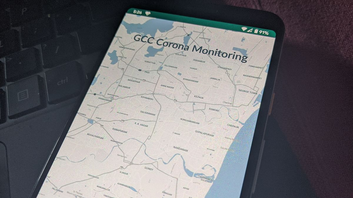 COVID-19: How Geotagging Photos Is Helping Chennai Track the Virus