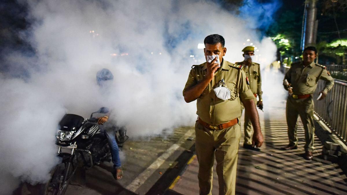 Locals Corner Policemen Over Death of Vegetable Vendor in Aligarh