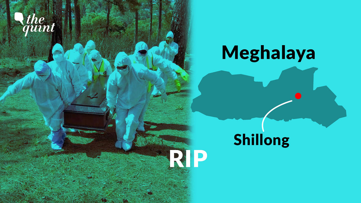 Dr Sailo Served Meghalaya, But Couldn't Find a Final Resting Place