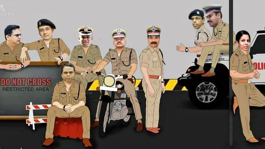 Kerala Police is Raising COVID-19 Awareness Using 'Adipoli' Humour