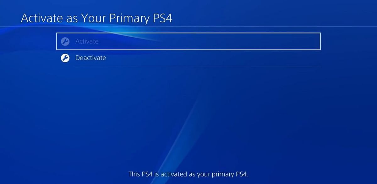 You also need to keep your PS4 updates to the latest firmware.