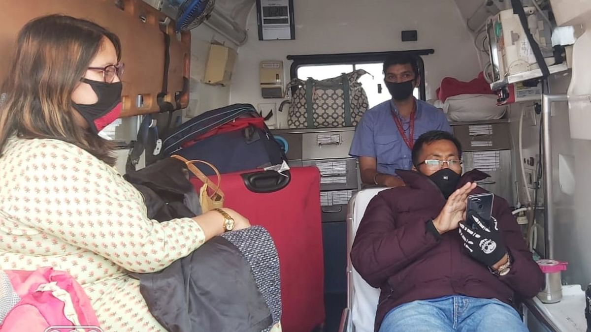Dingko Singh was  airlifted from Imphal to the national capital for his liver cancer treatment in April.