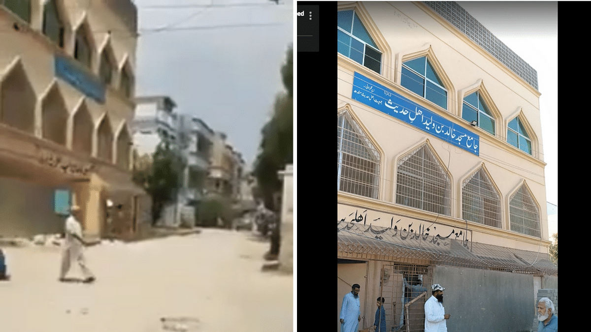 Old Video From Pakistan Shared to Claim Tablighi Man Roaming Naked