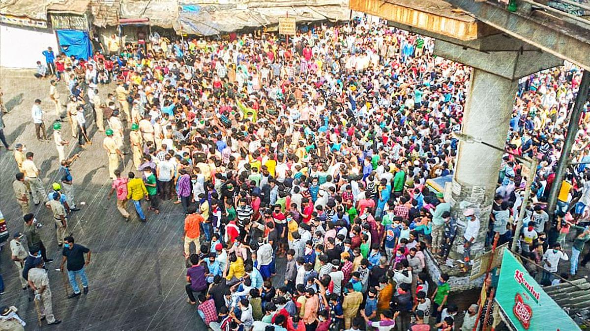 Will Expose 'Conspiracy' Behind Bandra Migrants' Unrest: Shiv Sena