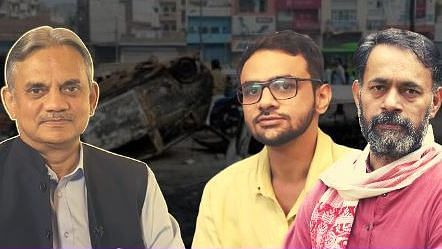 A Lockdown of Rights: Umar Khalid, Yogendra Yadav on Delhi Arrests