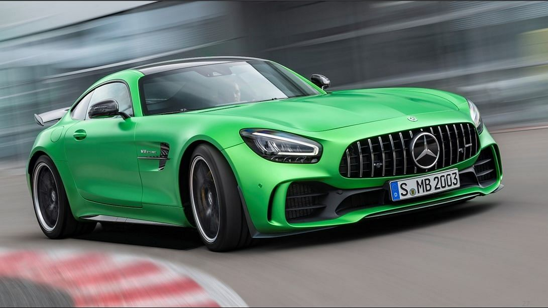 The 2020 Mercedes-AMG GT R is priced at Rs 2.48 crore ex-showroom.