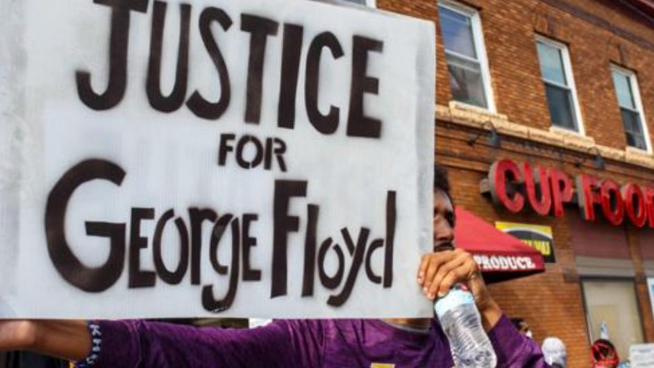 Twitter Mourns The Death of George Floyd, Calls For Justice