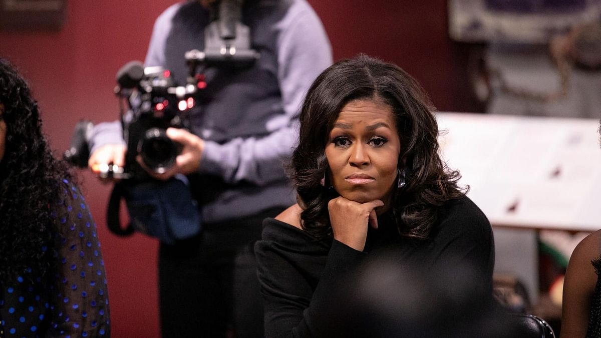 Former FLOTUS Michelle Obama slams Trump over instagram post