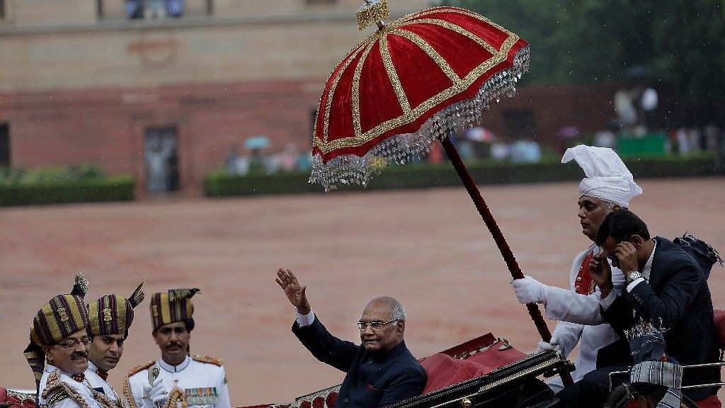 Rashtrapati Bhavan Resorts to Cost Cutting, Prez Foregoes 30% Pay