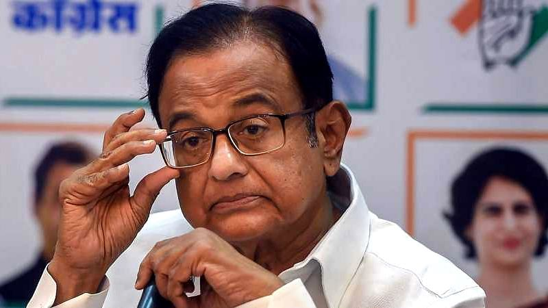 Announce Revised Fiscal Stimulus: Chidambaram to Govt's Package.