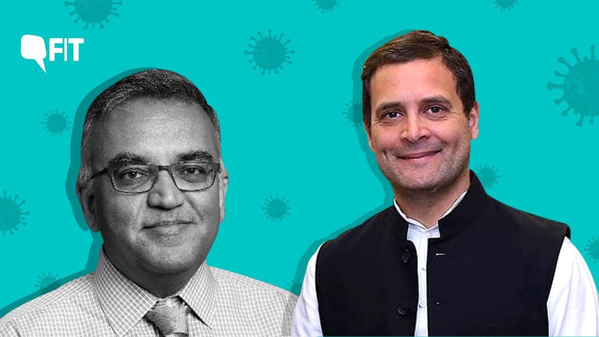 We Are Entering the Age of Pandemics, Ashish Jha to Rahul Gandhi
