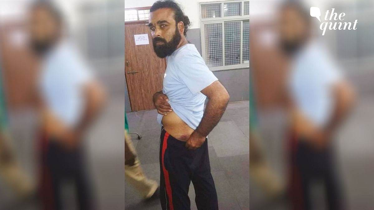 Mistook You For Muslim As You Had Beard: MP Cops on Beating Lawyer