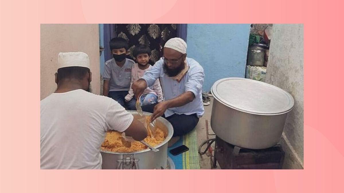 Laxman Praises Syed Amjad, a Man Feeding Lorry Drivers & Cleaners