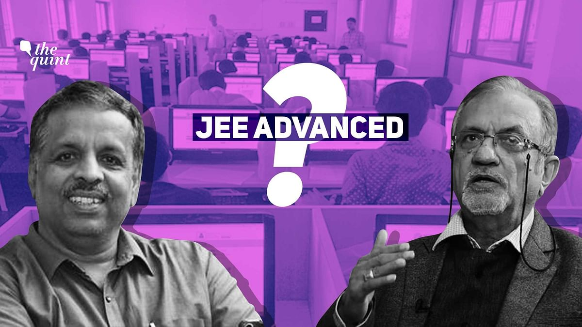 Should JEE Advanced Be Cancelled For IIT Admissions This Year?