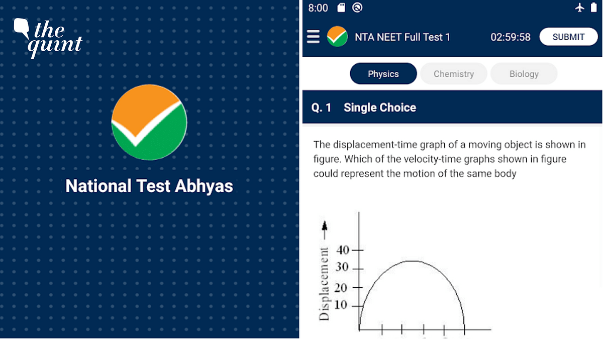 NTA Launches NationalTest Abhyaas App For JEE, NEET Preparation