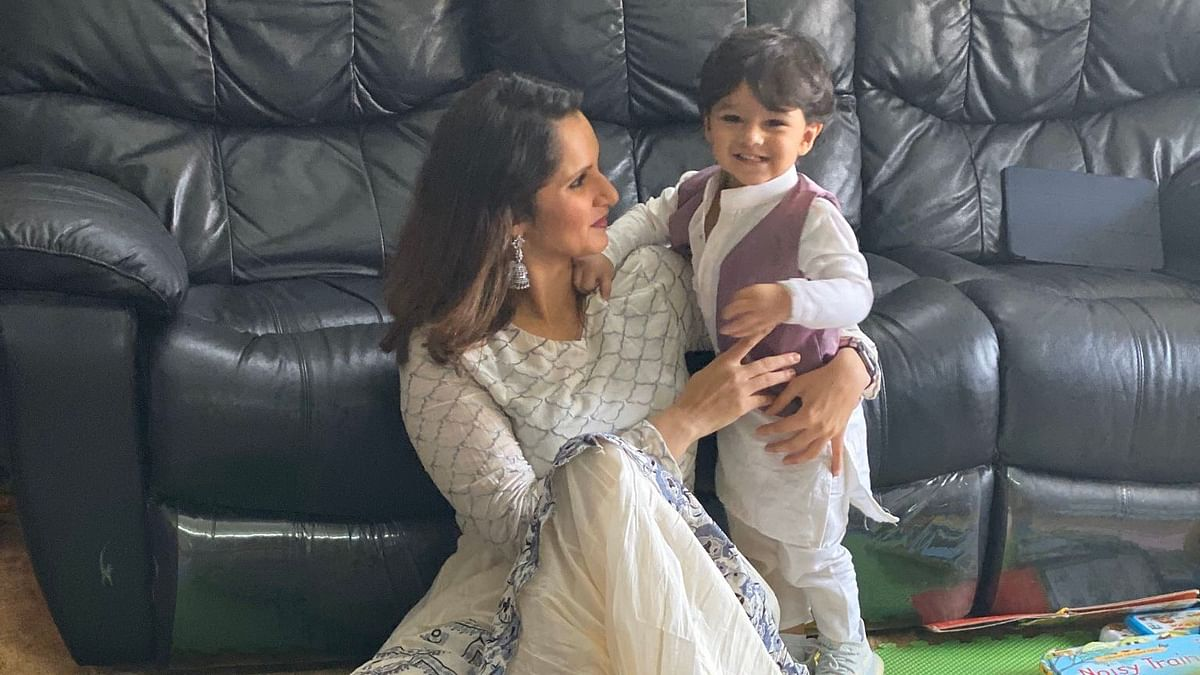 Sania Mirza greeted her followers on Eid-ul-Fitr but conceded it doesn't feel the same 'due to countless reasons'.