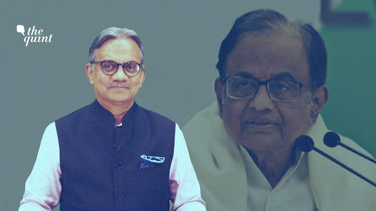 India to See a Washed-Out Economy in 2020-21: P Chidambaram