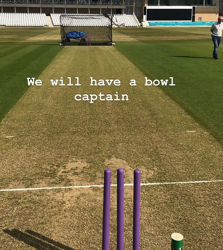 Stuart Broad Shares Live Updates as England Pacers Start Training