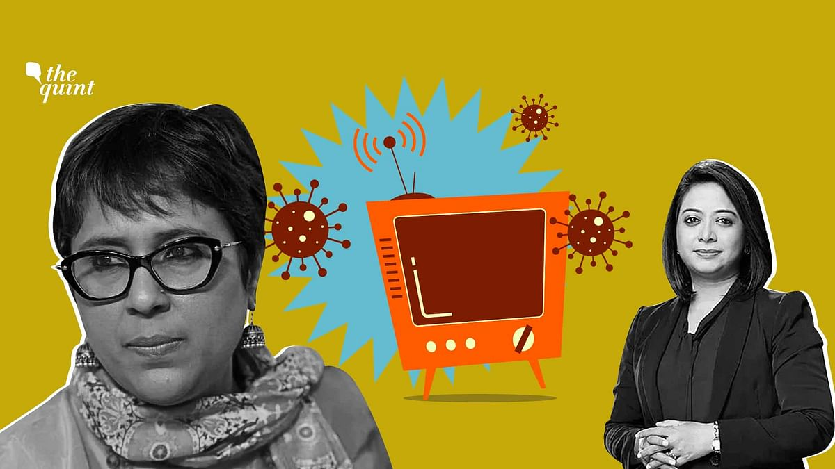 Barkha Dutt, Faye D'Souza on Reporting During COVID-19 Pandemic