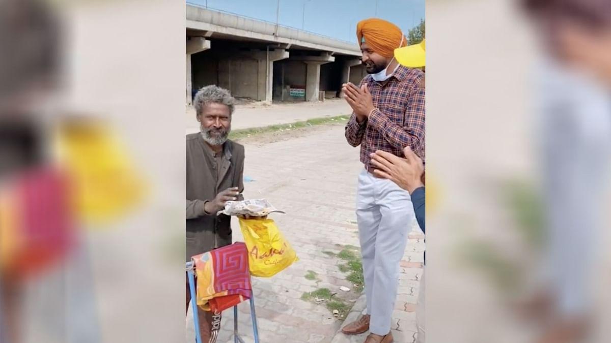 Punjab Cop's TikTok Video Reunites Telangana Man With Family