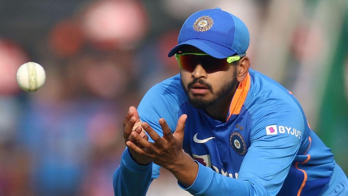 Shreyas Iyer talks about the return of cricket after the coronavirus lockdown.