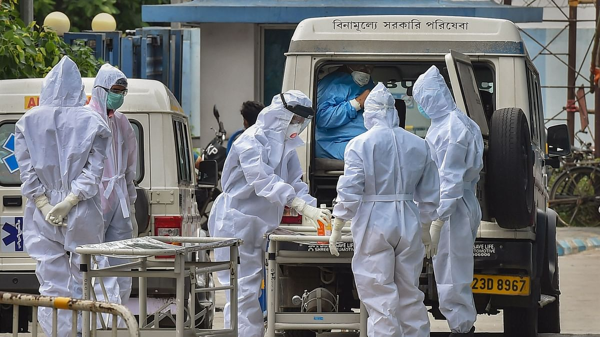 India Reports 62,224 Fresh COVID-19 Cases, Over 2.5k Deaths