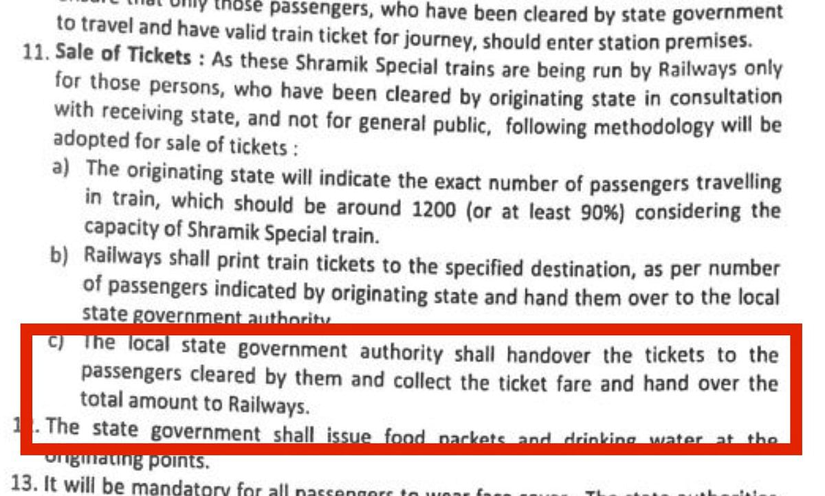 Fact Check: Is Centre Really Giving Free Rail Tickets to Migrants?