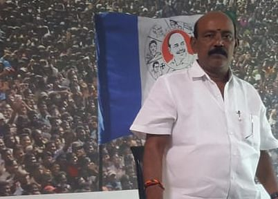 Sivareddy Kolli, former mandal president YSR Congress Party, has relentlessly worked towards bringing these men and women back to their home in Guntur.