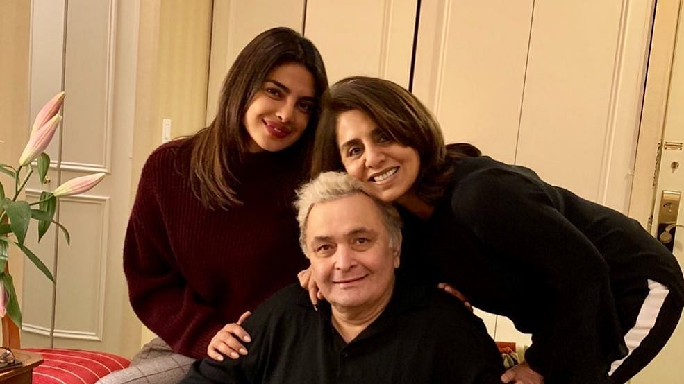 Made Fans Go Weak in the Knees: Priyanka Writes Eulogy for Rishi