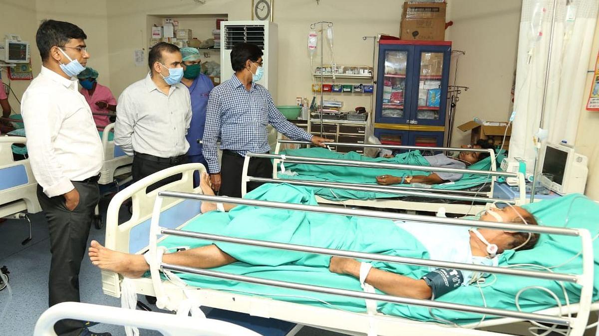 Gas Leak at Paper Mill in Chhattisgarh's Raigarh, 7 Hospitalised